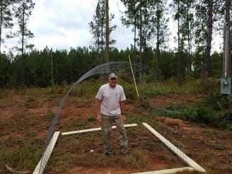 Measuring Greenhouse v Hubby